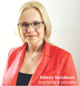 Milena Stašáková SOS Finance